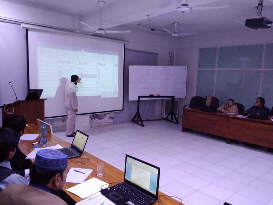 Master Trainer at PVTC Headquarter